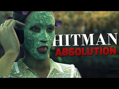 WORLD'S SASSIEST WOMAN - Hitman: Absolution #2
