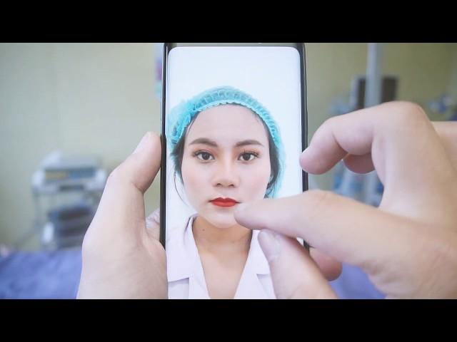 LIVESTREAM KHÁCH HÀNG NÂNG MŨI CẤU TRÚC TẠI thẩm mỹ Bác sĩ BẠCH SỸ MINH