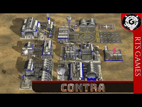 Command And Conquer : Contra Patch 3 | Maximum Superweapons