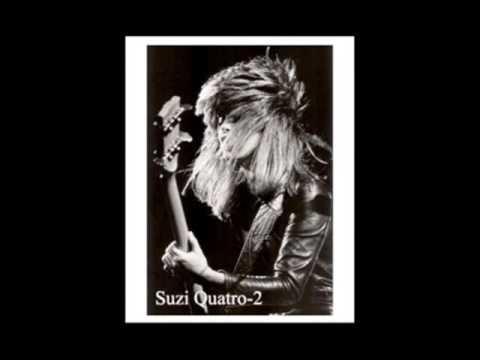 Suzi Quatro Shot of rhythm & blues