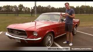 Review: 1967 Ford Mustang 289