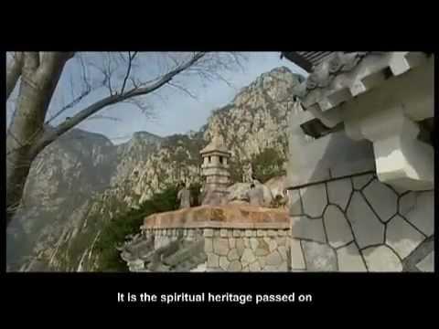 Shaolin Zen, Zen Martial Arts and Zen Medicine (ChanWuYi) The Venerable Master Shi De Jian