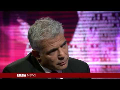 ראיון עם יאיר לפיד - BBC HARDtalk - Yair Lapid
