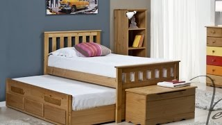 Verona Bergamo Guest Bed Assembly Video