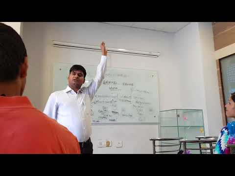 TRAINING BY MR.VIRENDRA K.TAILOR ( VEERU BHAIYA )