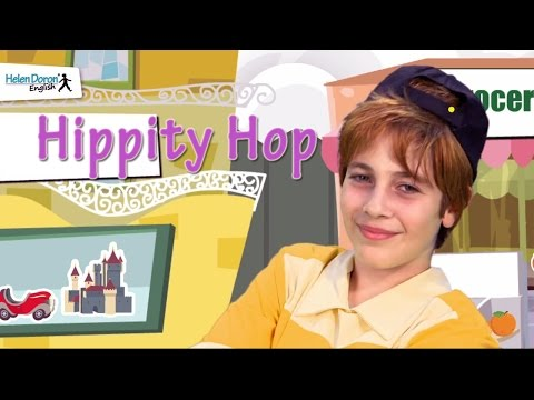 Hippity Hop - English Song For Kids