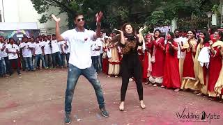 Du Marketing 20th Batch's Rag Day Flash Mob,2017
