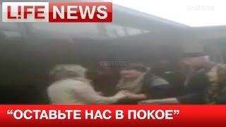 Семья Луизы Гойлабиевой выгнала из дома журналистку «Новой газеты»
