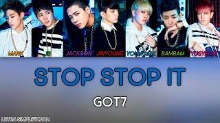Download lagu Como Cantar Stop Stop It - GOT7 (Letra Simplificada)