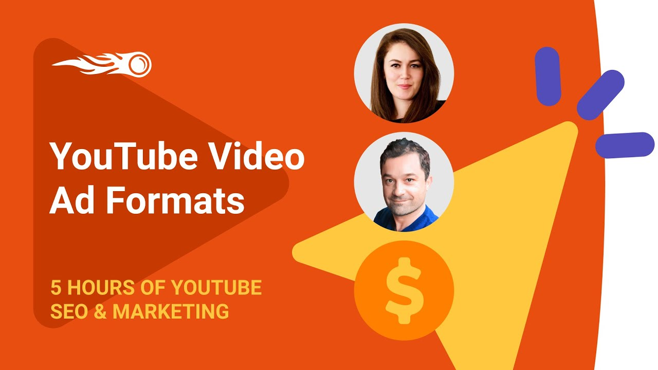 5 Hours of YouTube SEO and Marketing | YouTube Video Ad Formats for Your Goals