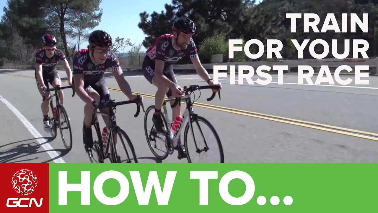 How To Train For Your First Bike Race – GCN's Cycling Tips