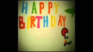 Happy Birthday Nurul - stopmotion -