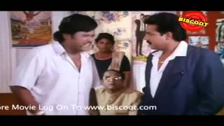 Server Somanna  kannada Movie Dialogue Scene  Jaggesh, Abhijeeth