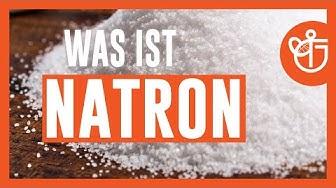 Was ist Natron? Die Wirkung von Natron im Körper