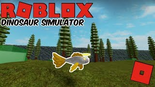Roblox Dinosaur Simulator - ANGELIC REMAKE! + FARMING FOR VIOLEX PART 1.5!
