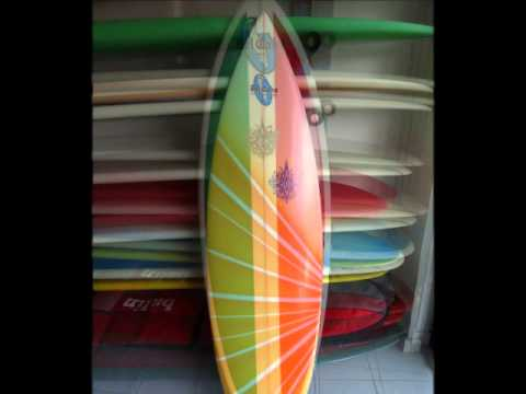 Gallery Of Del Cabo Surf Shop's Custom Boards And Designs