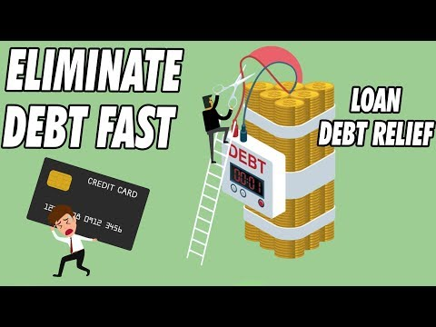 How to get Rid of Debt Fast | Loan or Credit Relief