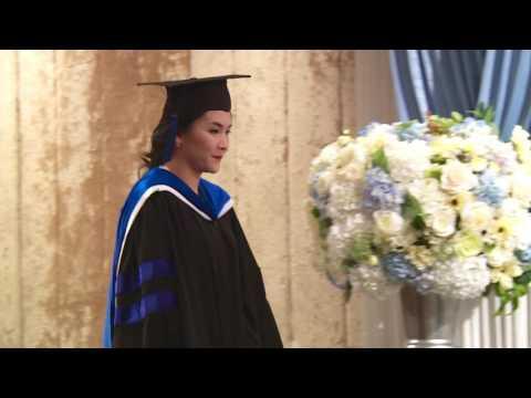 Bangkok School of Management Class of 2016 Graduation