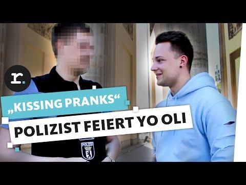 Übergriffe Von YouTuber Yo Oli Auf Mädchen: Polizist Ist Fan! | Reporter