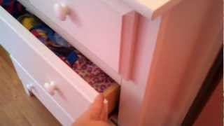 Target (sauder) Review: Circo Children's 4-drawer Dresser