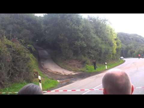 Saarland rallye 2013 fail timo Bernhard WP2
