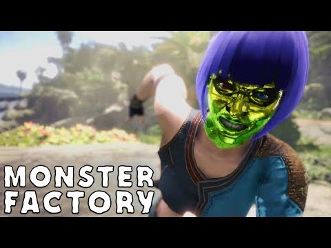 Monster Factory: Halo 666 Finishes the Fight