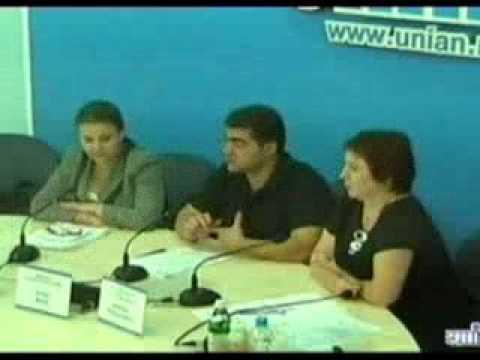 Пресс-конференция телекомпаний АТН, Фора и А\ТВК