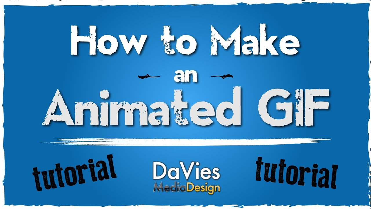 2013 GIMP Tutorial: How to Make an Animated Web Banner ... - photo#37