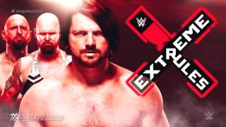 """WWE Extreme Rules 2016 Official Theme Song - """"Fire"""" (iTunes Release) with download link"""