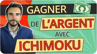 Comment GAGNER DE L'ARGENT avec ICHIMOKU