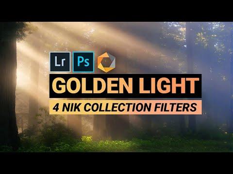 Nik Collection Filters For Vibrant, Golden Light (works In Photoshop & Lightroom)