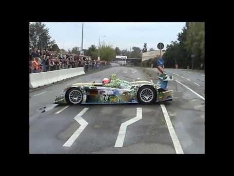 Audi R8R,R8,Le Mans,Crocodile Dundee Look
