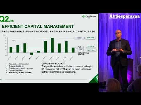 Aktiedagen Stockholm – Byggpartner