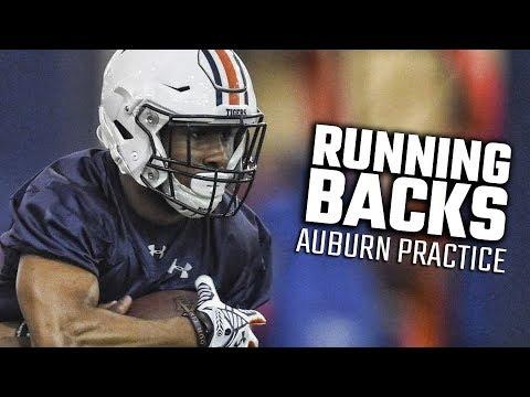 Will Auburn extend record streak of 1,000-yard running backs to 10 straight seasons?