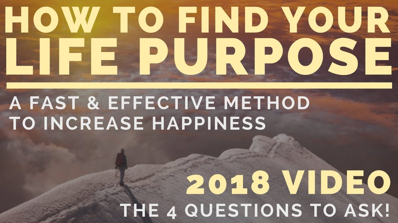 finding the purpose in life Are you struggling to discover your purpose that may be because you feel isolated from other people here are six ways you can overcome that.