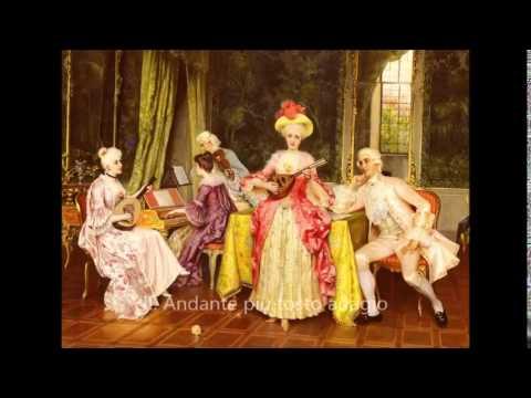 Georg Wilhelm Gruber - Piano Concerto No. 2 in F major