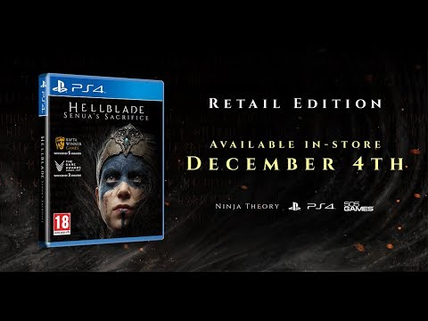 Hellblade: Senua's Sacrifice (PS4/Xbox One) £18.85 Delivered @ Base 2