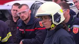 Retour sur les journées techniques des sapeurs-pompiers dans la Vienne