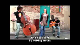 Dans ma rue   ZAZ   French and English subtitles Video