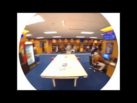 Kansas City Royals - Custom MyT10 BiancoPure W/ Jason Hammel & Peter Moylan