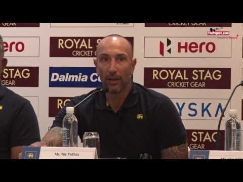 I'm trying to change the culture in Sri Lanka Cricket - Nic Pothas