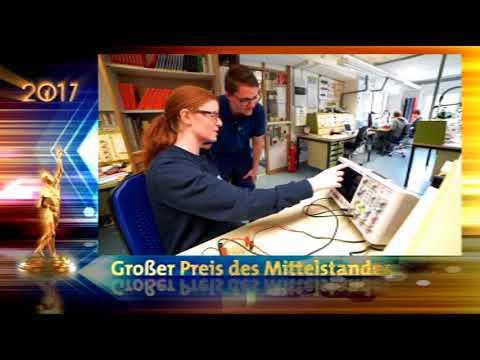 JUMO GmbH & Co. KG - Großer Preis des Mittelstandes 2017