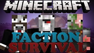 Minecraft: 1.7 Faction Server Survival - Episode 51 - I Am SKRILLEX!