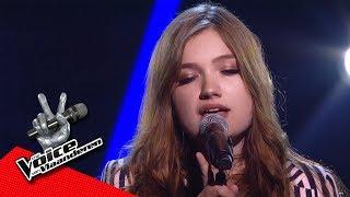 Laura - 'The A Team' | Blind Auditions | The Voice Van Vlaanderen | VTM