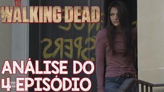 The Walking Dead análise do 4 episódio da 10 temporada - quem libertou o Negan