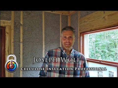 Spray Cellulose Insulation   AIRLOCK Insulation