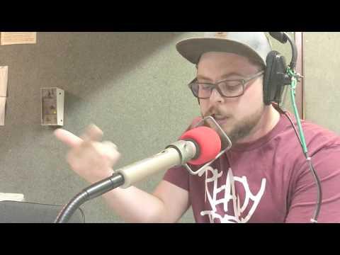 RedEyeMoody - Slim Shady Beat Freestyle (Live im Studio Juni 2017)