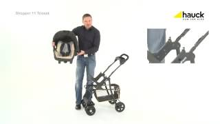 Hauck Shopper Trio Set 3in1 Travel system