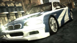 Need for Speed Most Wanted с легка улучшил графику #6