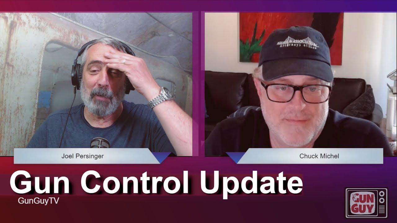 2nd Amendment Update - With Chuck Michel of CRPA